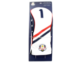 200 lakeballs inclusief Ryder Cup headcover en 100 tees_