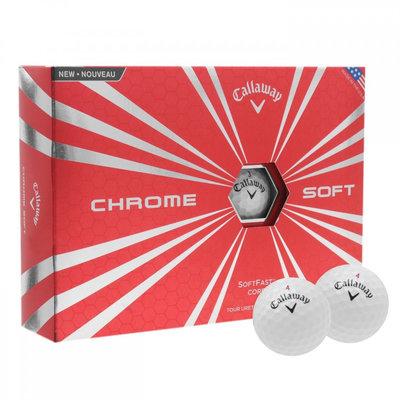 6 Dozijn Callaway Chrome Soft