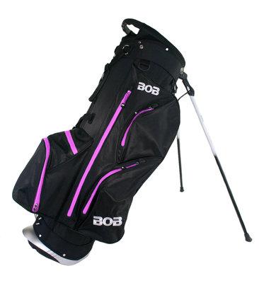 BOB Stand Bag Roze