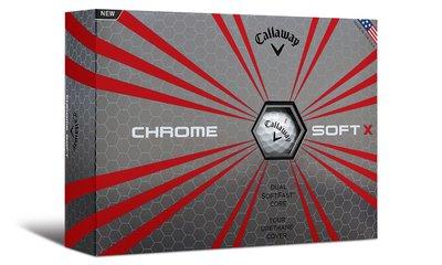 6 Dozijn Callaway Chrome Soft x