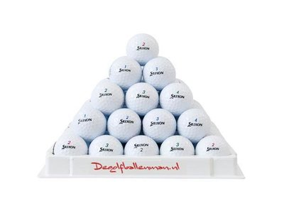 Srixon golfballen mix - 100 stuks