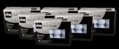 Best Of Balls 6 Pack Premium Series: 6 Dozijn voor 5